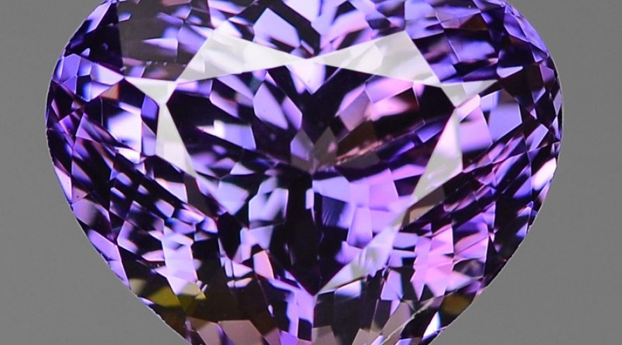 Unheated World Very Rare Purple Pink Color Tanzanite Gemstone