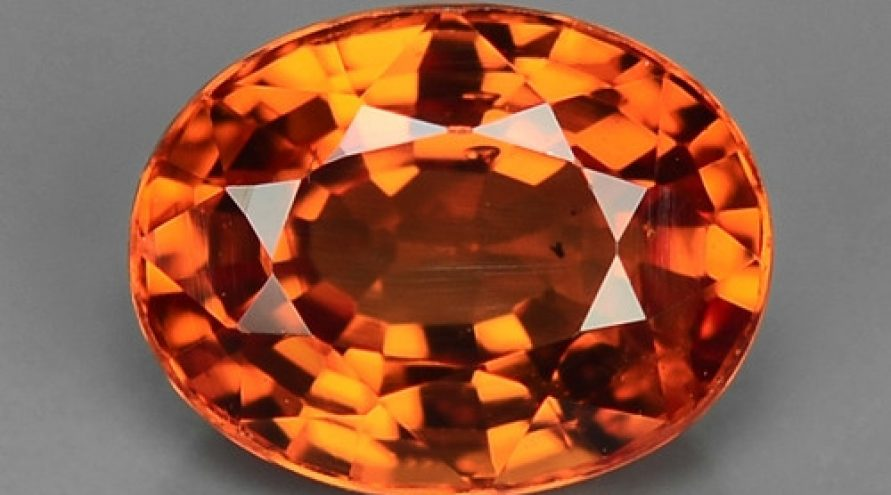 1.34 Carat Very Rare Red Color Natural Sapphire Loose Gemstones