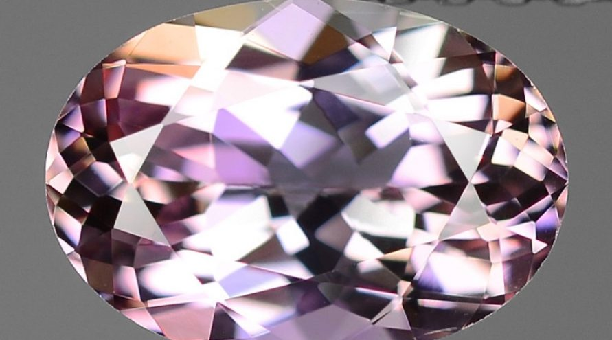0.96 Carat Unheated World Very Rare Pink Color Tanzanite Gemstone