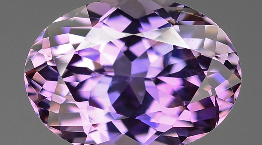 Unheated World Very Rare Pink Color Tanzanite Gemstone