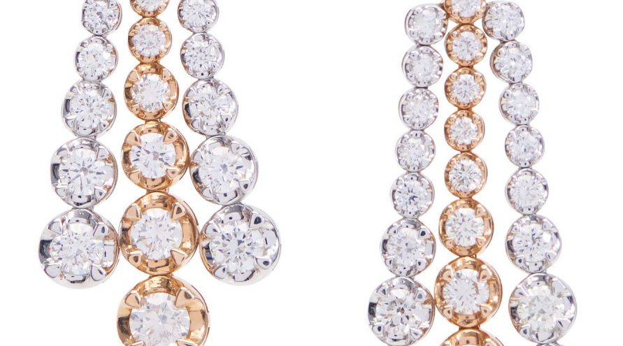 Diamond Fancy Earring