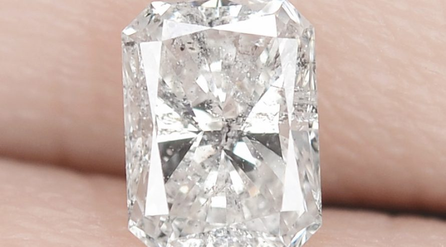 0.31 Cts UNTREATED WHITE H COLOR NATURAL LOOSE DIAMOND