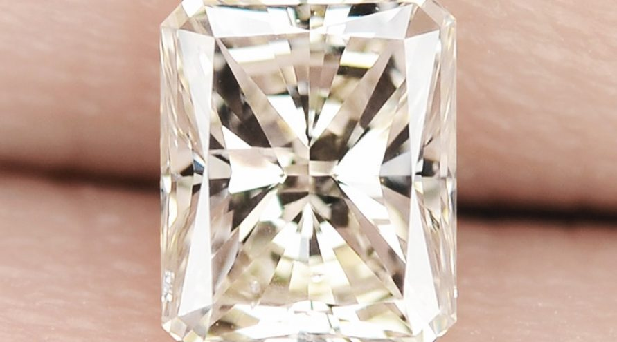 0.40 Cts UNTREATED WHITE M COLOR (BROWN) NATURAL LOOSE DIAMOND